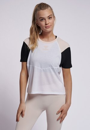 ROBIN - Sports shirt - white
