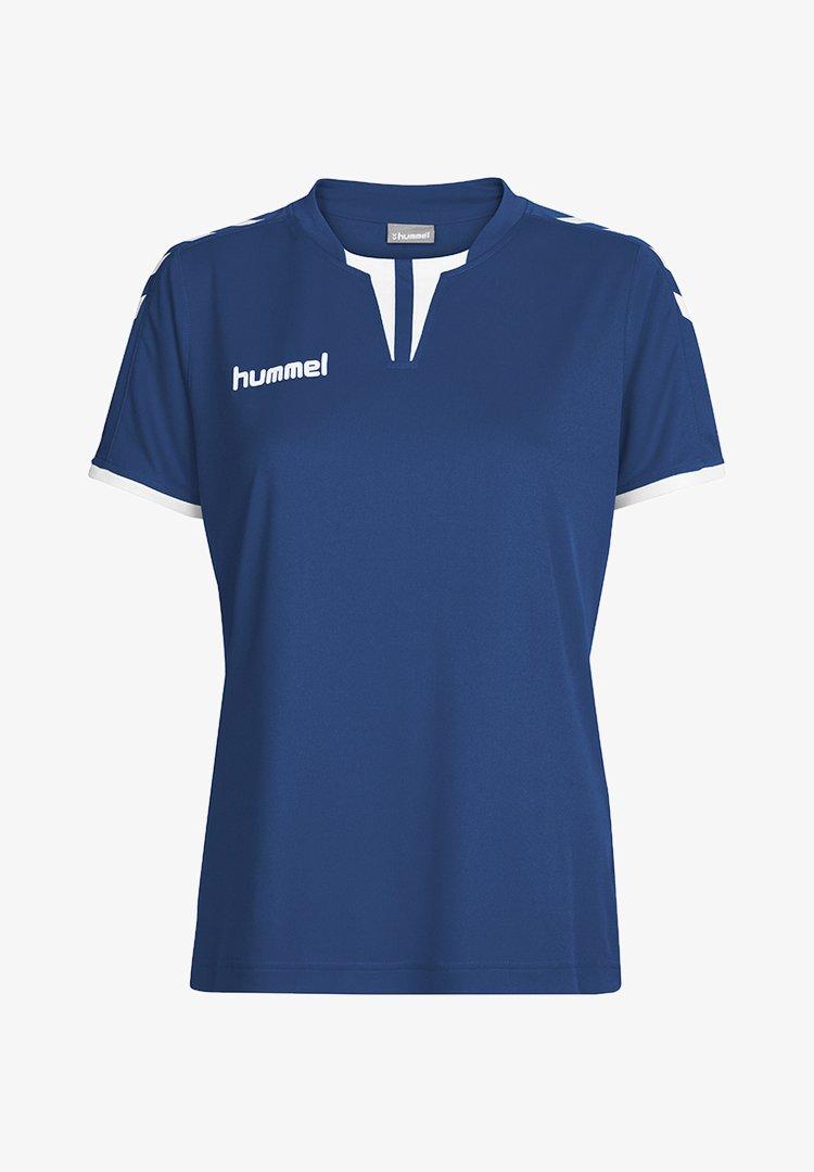 Hummel - CORE WOMENS SS JERSEY - T-Shirt print - true blue