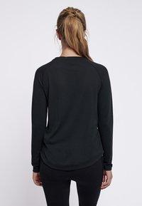 Hummel - VANJA  - Long sleeved top - black - 2