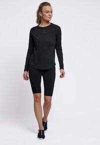 Hummel - VANJA  - Long sleeved top - black - 1