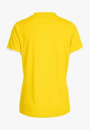 CORE SS - T-shirts print - sports yellow pr