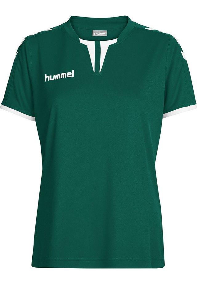 CORE SS - T-shirts print - evergreen pr