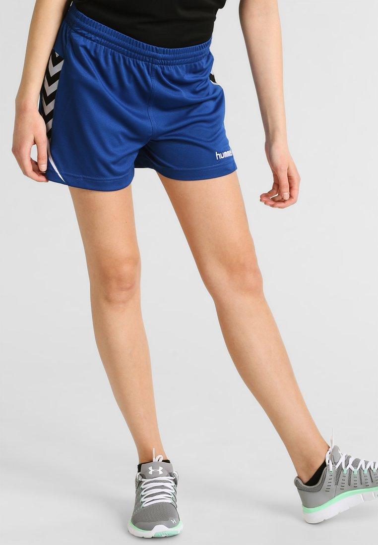 Hummel - CHARGE SHORTS - Pantalón corto de deporte - true blue