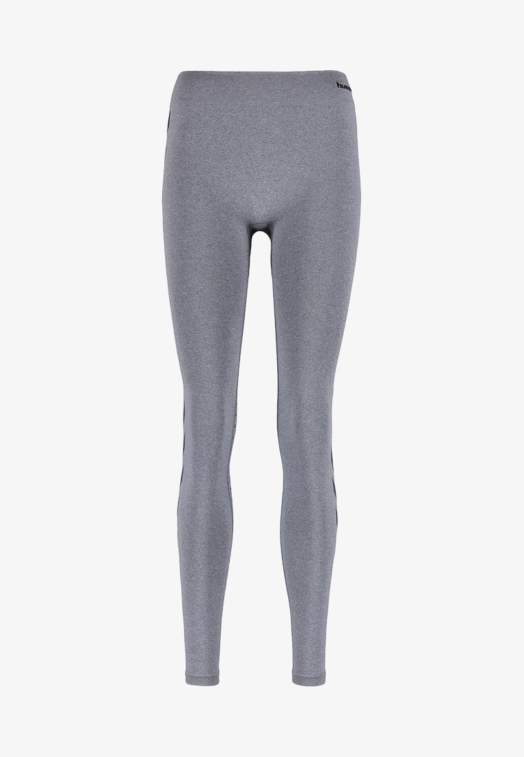 Hummel - CLASSIC BEE CI SEAMLESS TIGHTS - Tights - blue melange