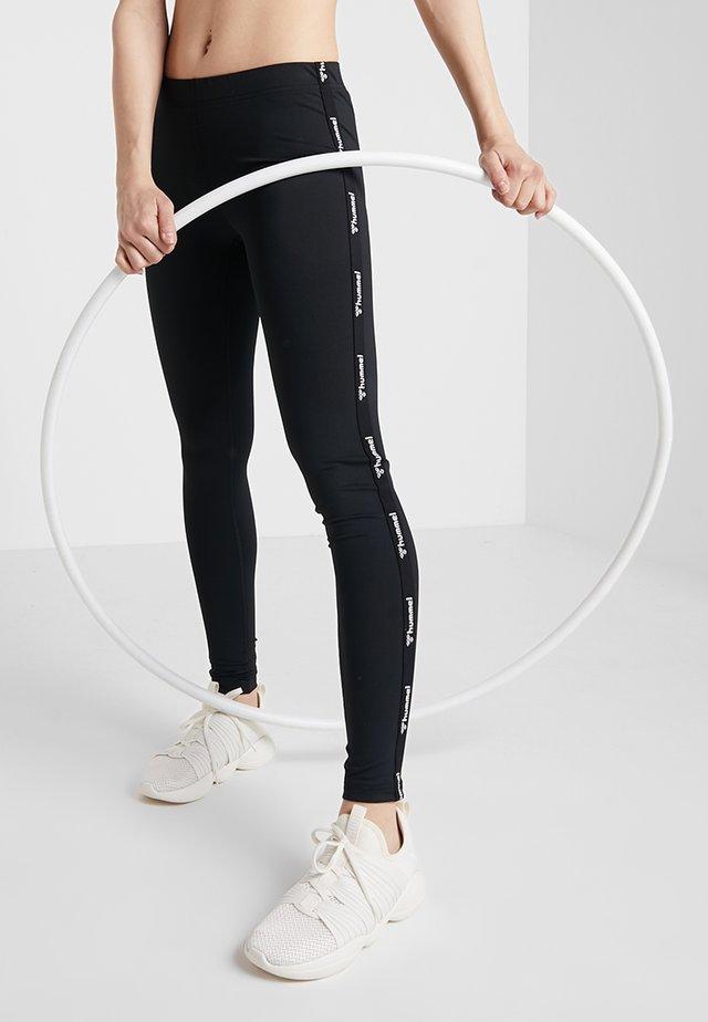 DASH - Leggings - black