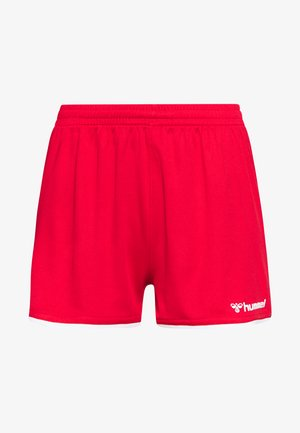 HMLAUTHENTIC  - Sports shorts - true red