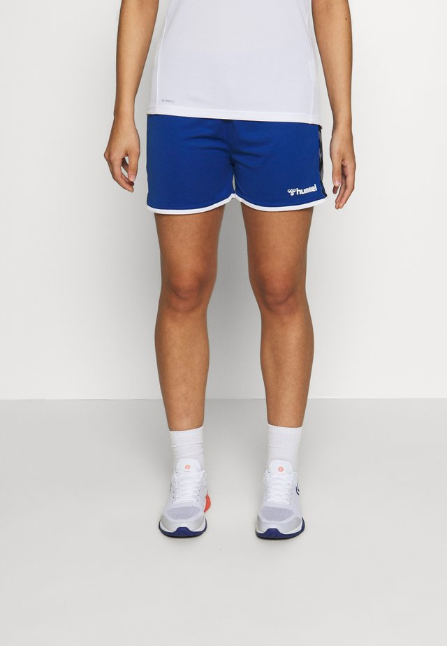 HMLAUTHENTIC  - kurze Sporthose - true blue