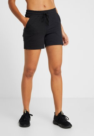 HMLNICA  - kurze Sporthose - black