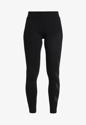 SOMMER - Leggings - black