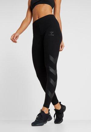 SOMMER - Leggings - black