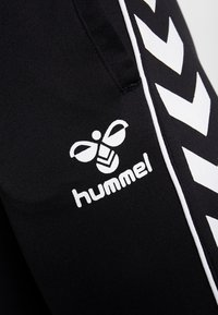 Hummel - SLIM PANTS - Joggebukse - black - 4