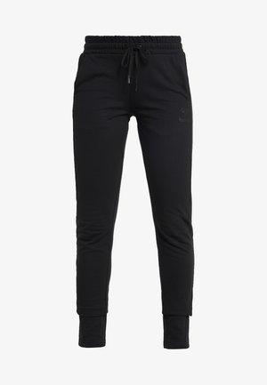 HMLNICA - Spodnie treningowe - black