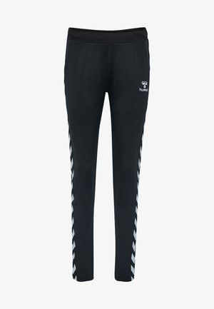 HMLNELLY - Tracksuit bottoms - caviar