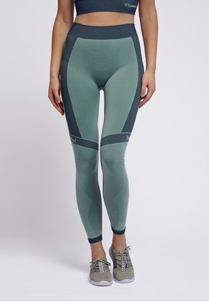 Leggings - ice green