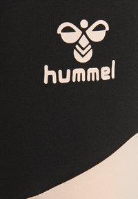 Hummel - HMLZILLE - Leggings - cloud pink/black - 3