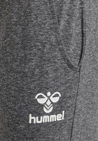 Hummel - PEYTON - Tracksuit bottoms - black - 4