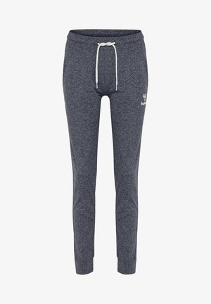 PEYTON - Tracksuit bottoms - black