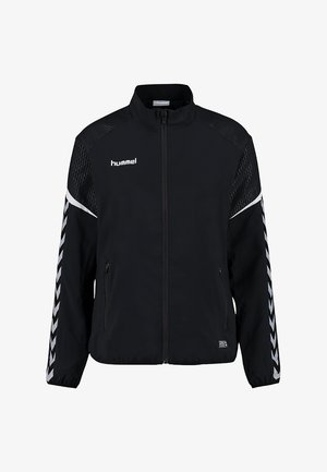 CHARGE MICRO ZIP - Training jacket - black