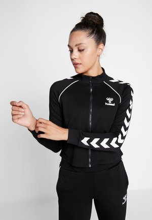 JINA ZIP JACKET - Training jacket - black