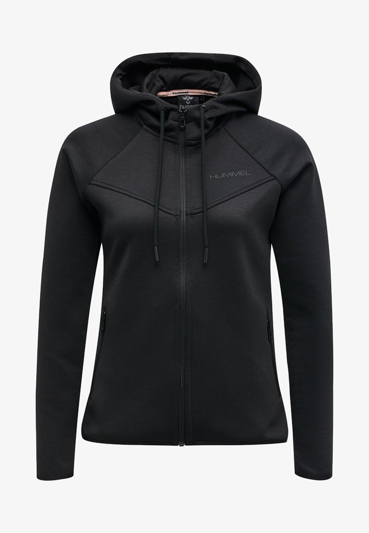 Hummel - HMLHELENY  - Sweatjakke /Træningstrøjer - black