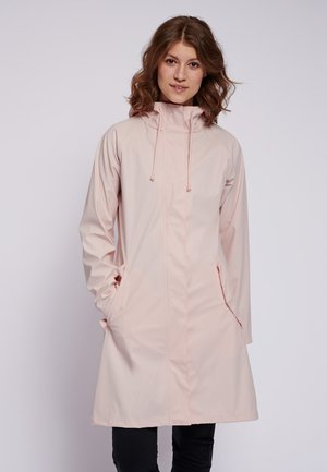HMLJOY  - Waterproof jacket - cloud pink