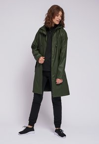 Hummel - HMLJOY  - Waterproof jacket - forest night - 1