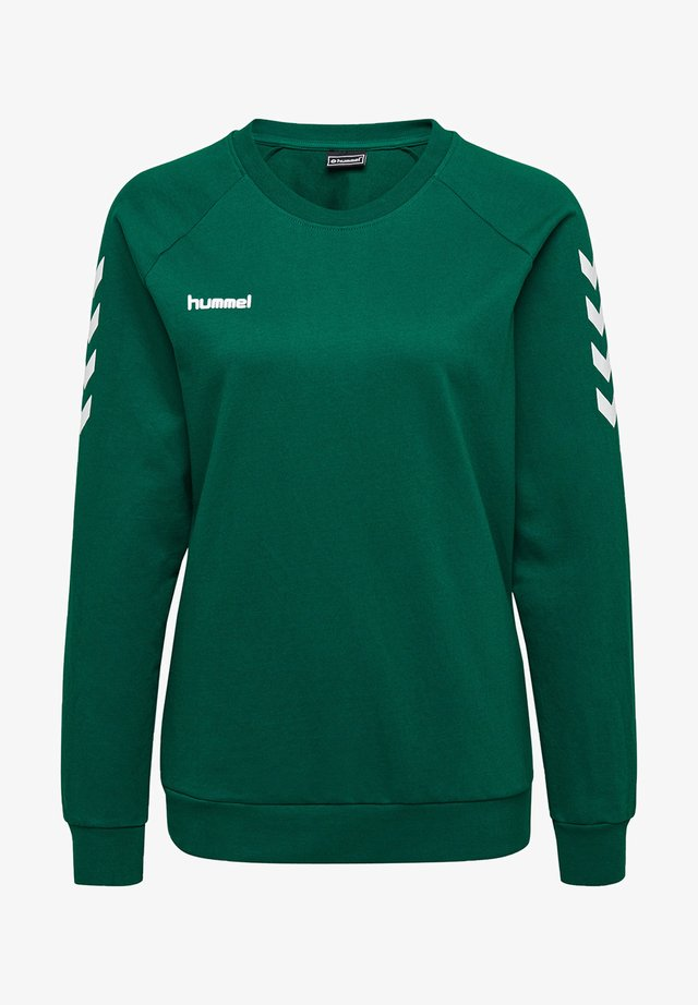 Sweatshirts - evergreen