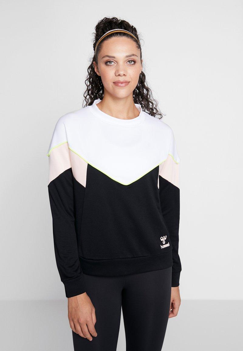 Hummel - HMLSTUDIO SWEATSHIRT - Sweatshirt - black