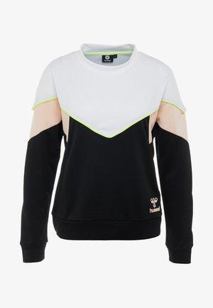 HMLSTUDIO SWEATSHIRT - Sweatshirt - black