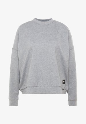 HMLESSI  - Sweatshirt - grey melange