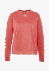 Hummel - COZY - Sweatshirt - calypso coral - 3