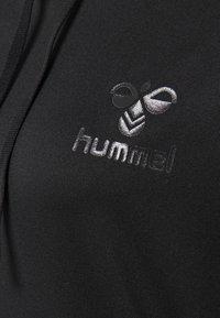 Hummel - HMLSELBY - Hoodie - black - 4
