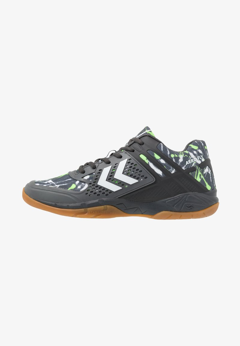 Hummel - AERO FLY - Volleyballsko - asphalt