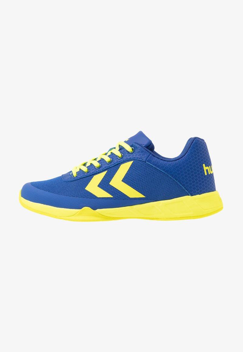 Hummel - ROOT PLAY 3.0 - Zapatillas de balonmano - true blue