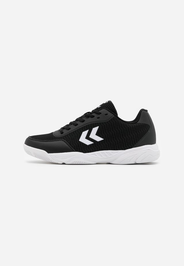 AERO TEAM - Handball shoes - black
