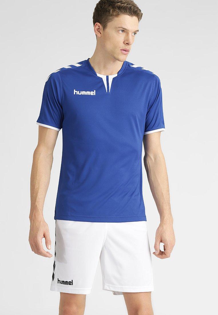 Hummel - CORE - T-Shirt print - true blue