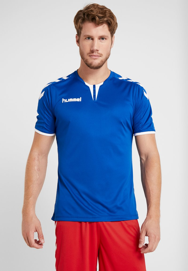 Hummel - CORE - Camiseta estampada - true blue pro