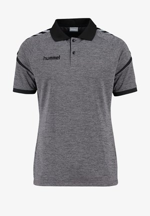 CHARGE  - Sports shirt - grey/black