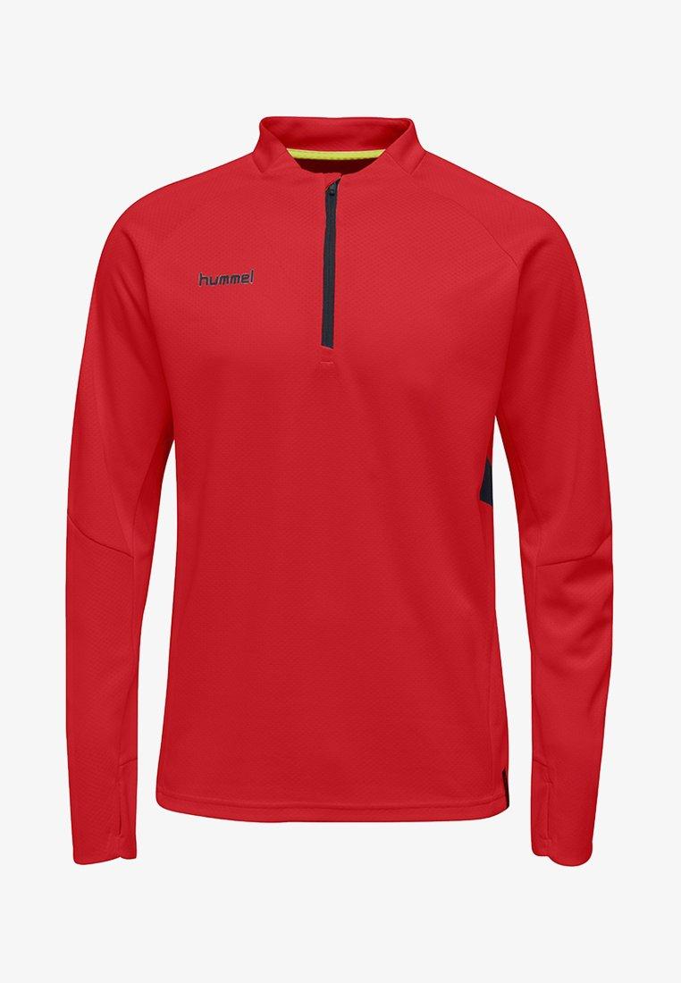 Hummel - TECH MOVE  - Bluzka z długim rękawem - true red