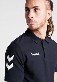 Hummel - Polo - black - 4