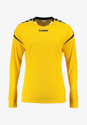 AUTH. CHARGE  - Sportshirt - yellow
