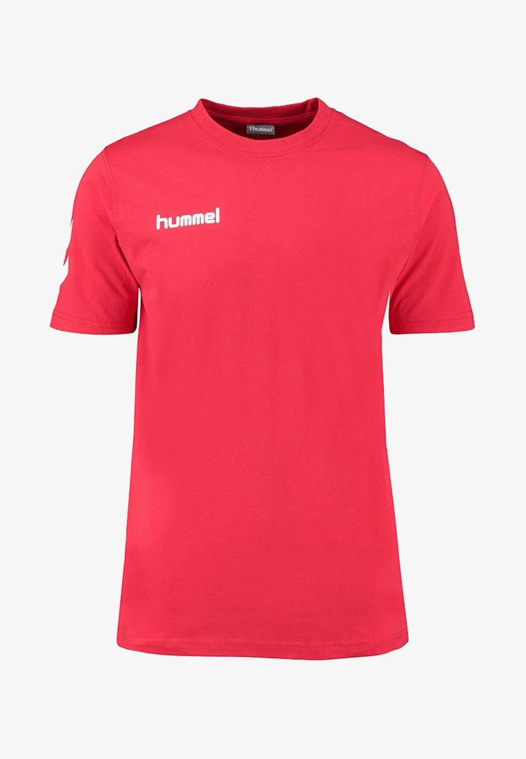 Hummel - CORE - T-shirts print - true red