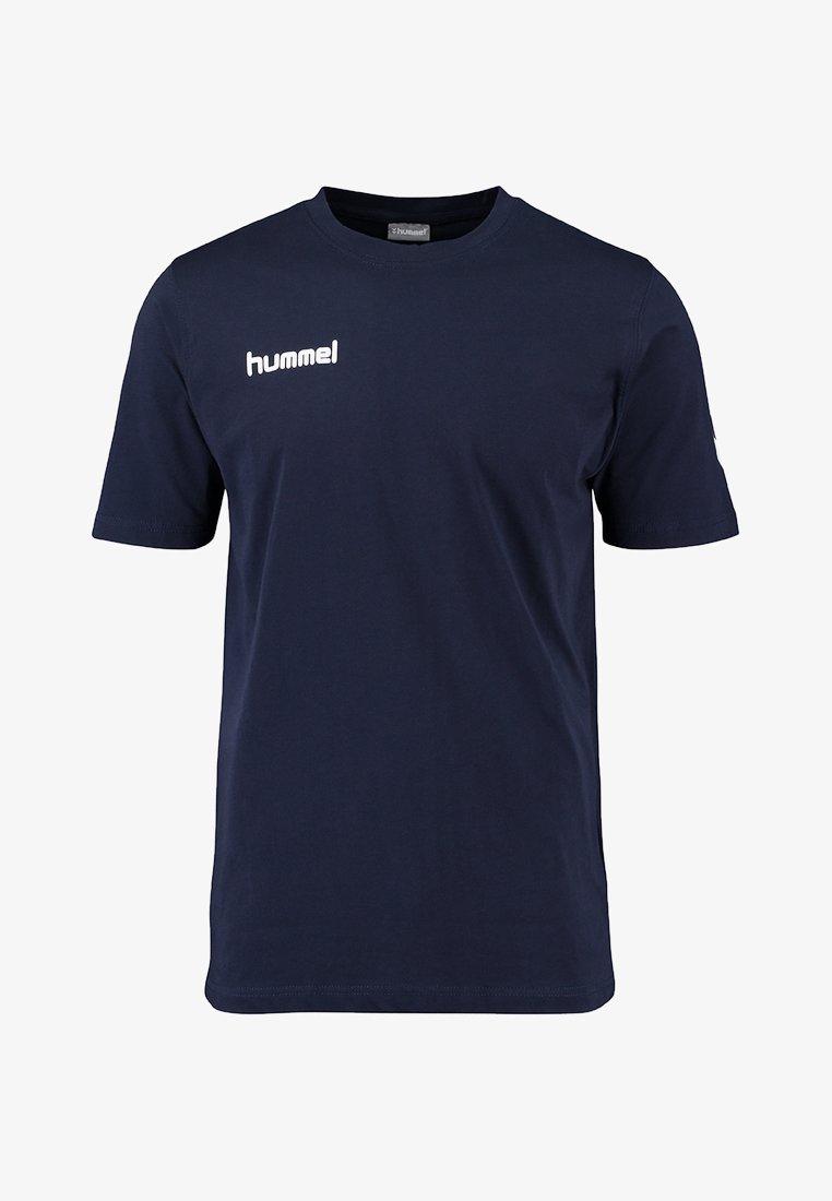 Hummel - CORE - T-Shirt print - marine