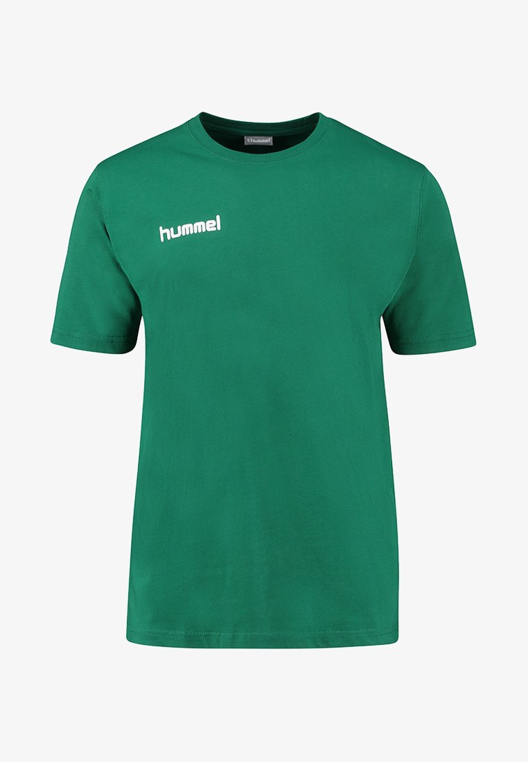 Hummel - CORE - T-shirts print - evergreen
