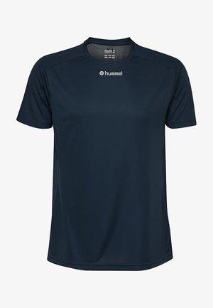 T-shirt print - total eclipse
