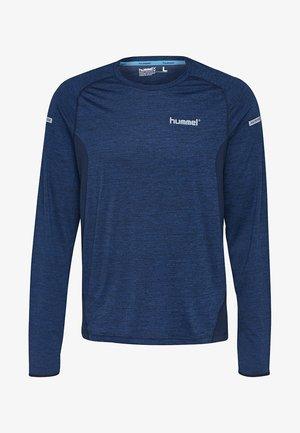 HMLARANN  - Funktionsshirt - night blue