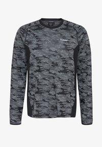 Hummel - Funktionsshirt - grey - 0