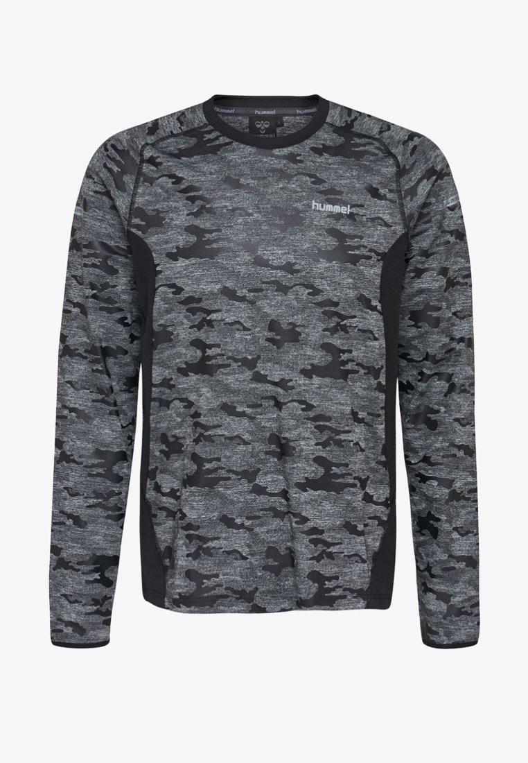 Hummel - Funktionsshirt - grey