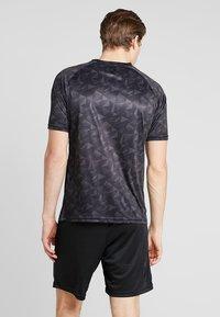 Hummel - T-Shirt print - black - 2