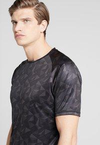 Hummel - T-Shirt print - black - 4